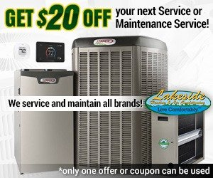 Save $20 on your next service or maintenance appointment