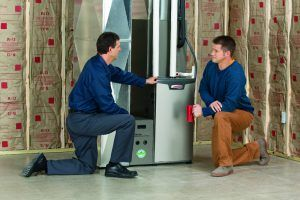 It's that time of year - Make sure your furnace is maintained!