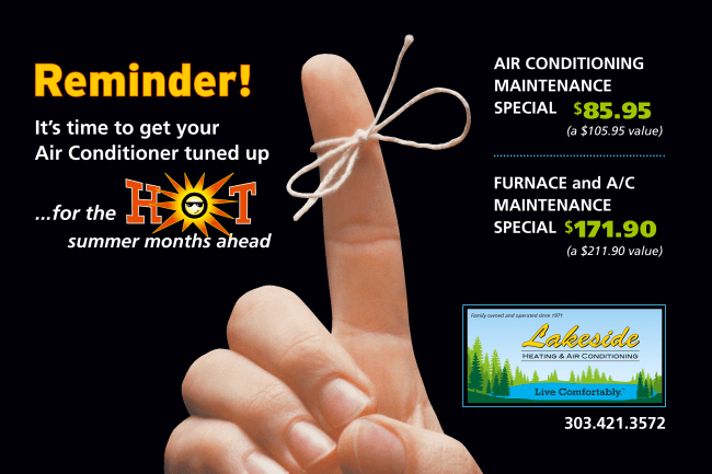 It's Time To Get Your Air Conditioner Tuned Up!