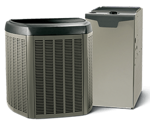 Ac and furnace units