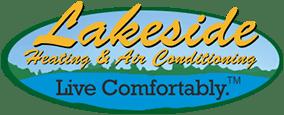 Lakeside Heating & Air Conditioning Logo